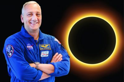 Science Channel and 'Astro Mike' are all in for solar eclipse