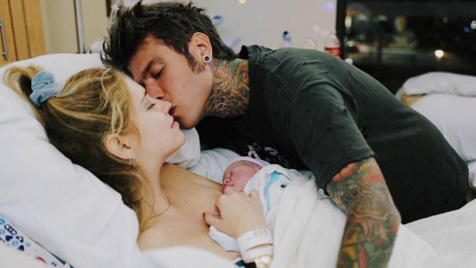 Chiara Ferragni and Her Fiancé Fedez Just Welcomed Their First Child