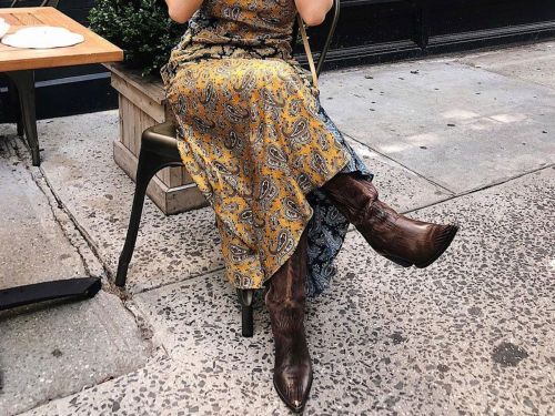The 3 Boot Styles NYC Girls Will Wear This Fall