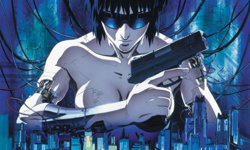 A new Ghost in the Shell anime is in the works