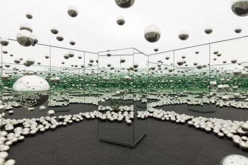 Yayoi Kusama's 'Infinity Mirror Room' to Arrive in Chicago for the First Time