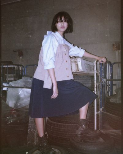 "Tokyo based label ""Pourton De Moi"" launches a new collection"