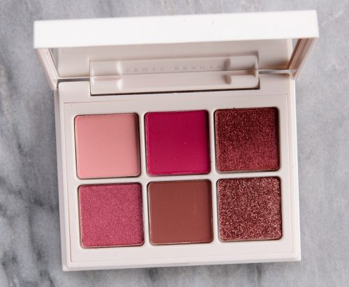 Fenty Beauty Rose (4) Snap Shadows Eyeshadow Palette Review & Swatches