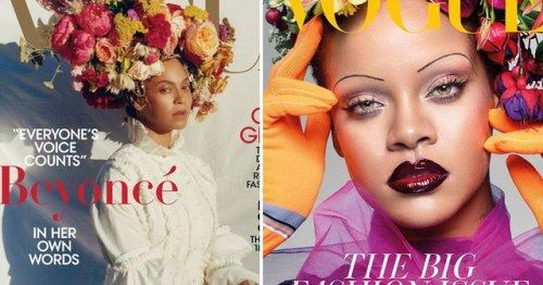 Black Women Are DOMINATING the Covers of 2018 September