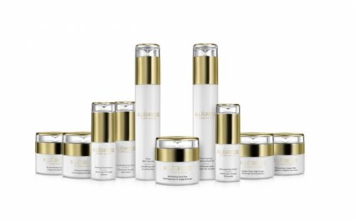 Give Skin the Royal Treatment With Allégresse 24 Karat Skincare