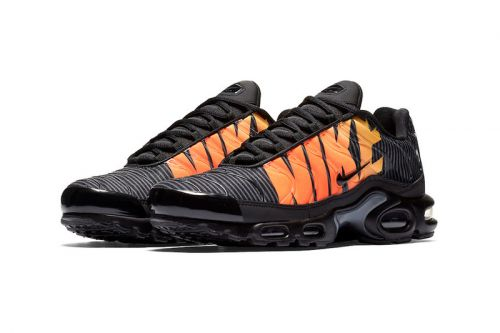 More Colorways of Nike's Striped Uppers Air Max Plus Are Coming