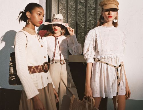 These 4 Spring Trends Are Blowing Up at Zara