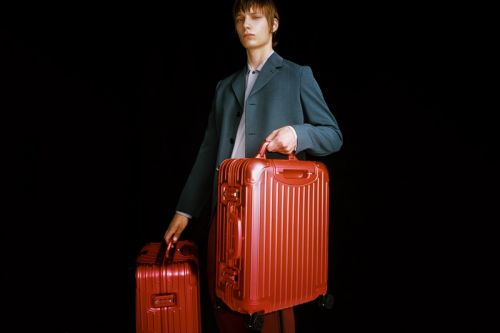 RIMOWA Original Series Now Available in Scarlet and Marine Colors