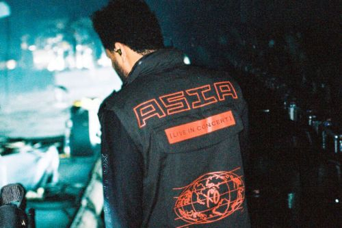 The Weeknd Drops Limited Edition Asia Tour Merch for 96 Hours Only