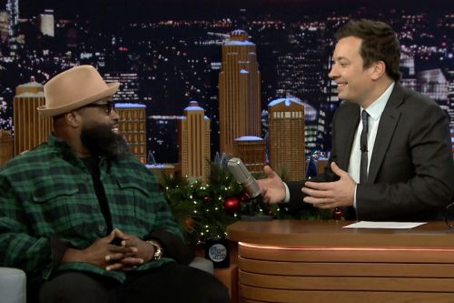 Black Thought Speaks With Jimmy Fallon About His Viral 10-Minute Freestyle