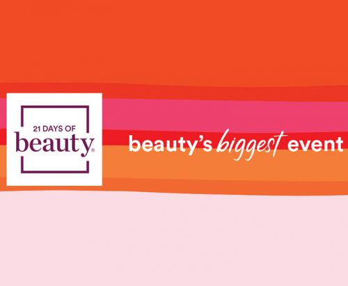 ULTA 21 Days of Beauty 2019 | March 17th through April 6th