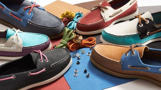 Sperry Suits Your Style with Custom Boat Shoes