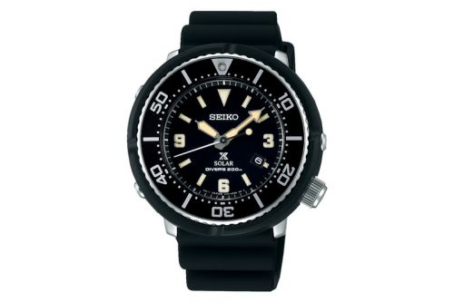 Freemans Sporting Club and Seiko Drop a Limited Prospex Diver Scuba Watch