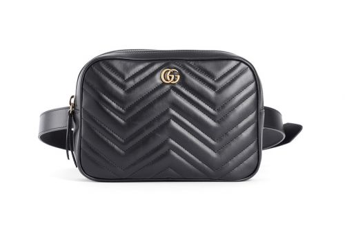 This Unisex Gucci FW18 Fanny Pack Is Yours for $1,000 USD