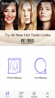 Perfect365 Adds Hot Tools to its Already-Impressive Roster