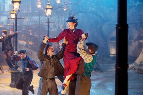 'Mary Poppins Returns' is the holiday movie you're craving