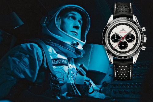 Thrill-seeker watches worn by free divers, daring aviators and Ryan Gosling