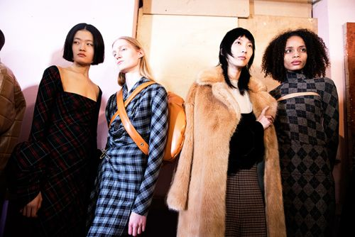 London Fashion Week Opens Its Doors To The Public