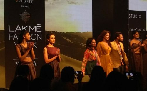 In pictures: Lakmé Fashion Week Summer/Resort 2019