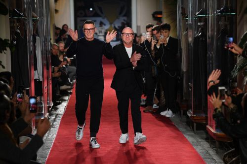 Why You Won't See Dolce & Gabbana at The Oscars