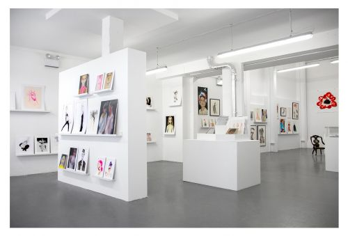 Nick Knight And SHOWStudio Celebrate Fashion Illustration With Special Pop-Up