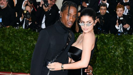 Kylie Jenner's Band-Aid Is Legit the Biggest Mystery at This Year's Met Gala