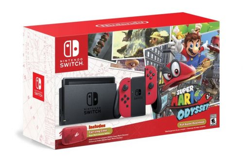 The Nintendo Switch Is in Stock at Amazon Right Now