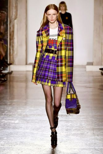 Cher Horowitz Would Be On Board With the Versace Show