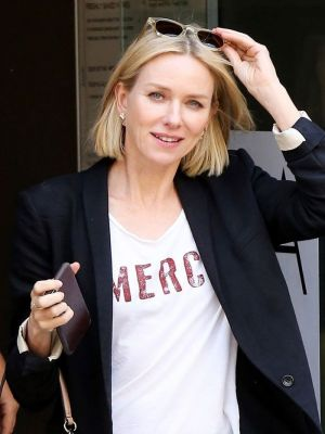 Naomi Watts Perfected the Art of the Off-Duty Look