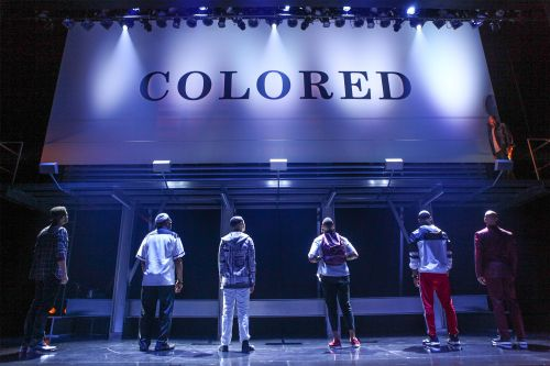 'Thoughts of a Colored Man' Review: A Welcome if Uneven Excavation of Black Masculinity on Broadway