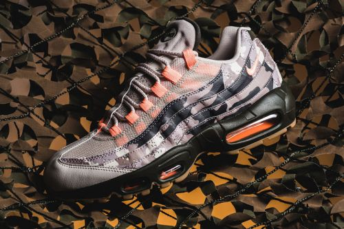 """A Closer Look at the Nike Air Max 95 Essential """"Sunset Tint"""""""