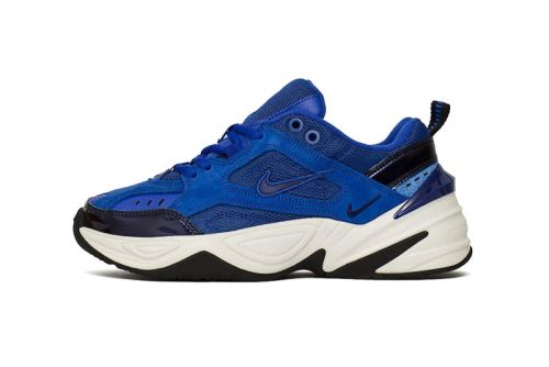 "Nike M2K Tekno Now Available in ""Racer Blue"""