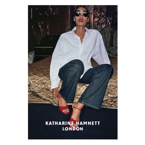A First Look At Katharine Hamnett's Spring/Summer 2018 Collection