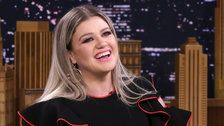 Kelly Clarkson Is Hilarious Talking About Her Daughter's Celebrity Crush
