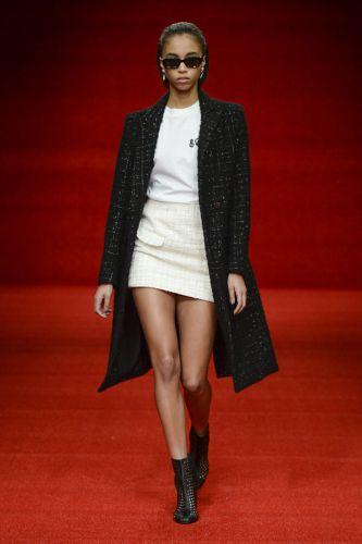 Emilio de la Morena Fall 2018: London Fashion Week