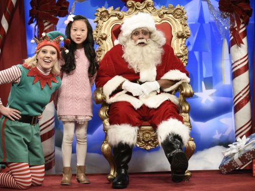 Kids Just Want Santa To Tell Them Why The World Is So Bonkers On SNL