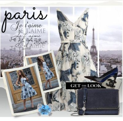My Look: Paris I Love You