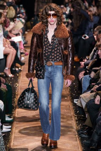 Michael Kors Revisits Studio 54 Style with Fall '19 Collection