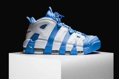 Nike Unveils a 'University Blue' Colorway of the Air More Uptempo