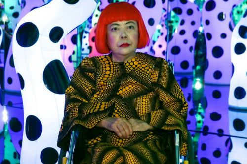 Yayoi Kusama to Return to David Zwirner Gallery New York This Year