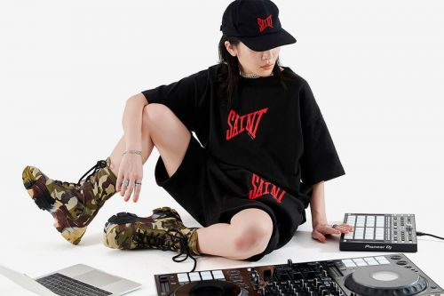 © SAINT M ×××××× Reveals Drop 1 of Its 2nd Collection