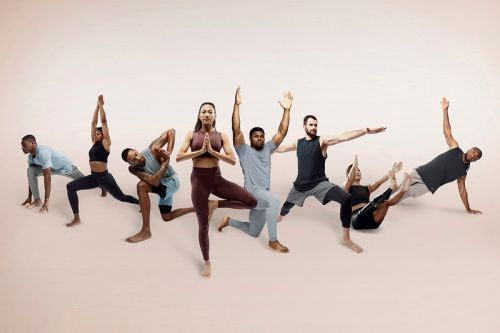 Nike Expands With Its First-Ever Yoga Line