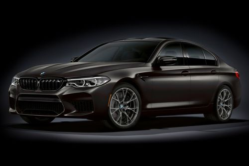 BMW Celebrates the 35th Anniversary of the M5 With a New Limited Edition