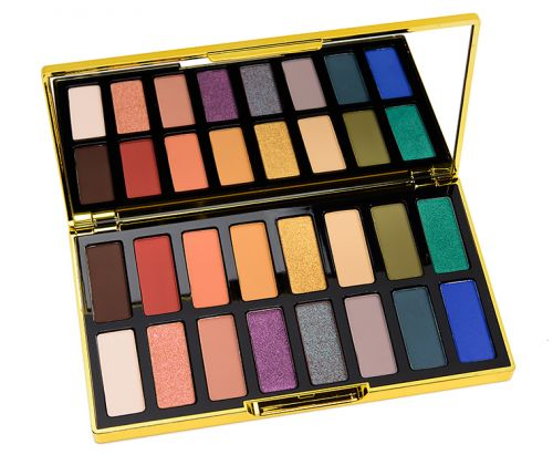 21 x Kat Von D 10th Anniversary Eyeshadow Palette Look Ideas