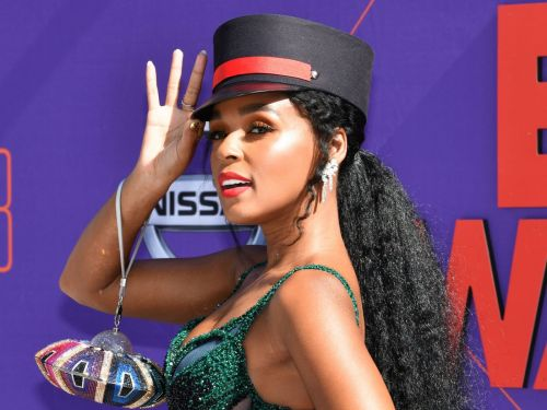 Long Ponytails Of All Textures Ruled The BET Awards Red Carpet