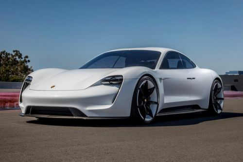 Waiting List For Porsche's First Fully-Electric Tesla Rival Grows