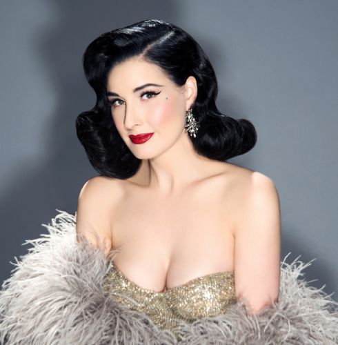DITA VON TEESE TO GUEST STAR IN JEAN PAUL GAULTIER'S FASHION FREAK SHOW