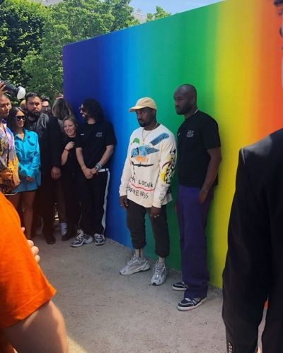 Why Virgil's debut Louis Vuitton show felt like a real moment