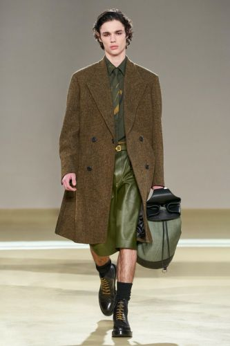 Salvatore Ferragamo Explores Modern Masculinity with Fall '20 Collection