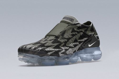 An Unreleased ACRONYM® x Nike VaporMax Moc 2 Collab Surfaces